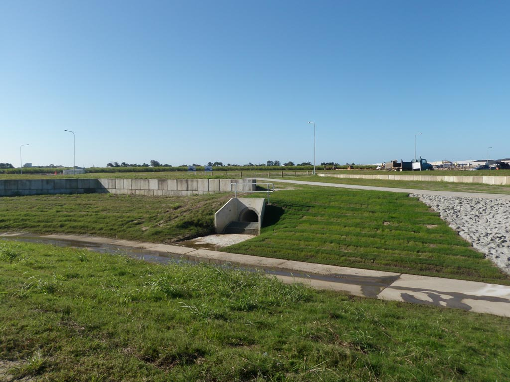 Drainage infrastructure